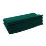 Green_bath_towels
