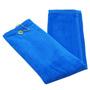 Tri_fold_Royal_blue_golf_towel