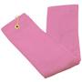 Tri_Fold_Pink_Golf_towel