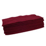 Burgundy_Bath_towels