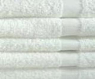 White Hand Towels - Premium