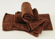 16x27 - Dark Brown Standard Salon Towel