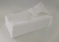 16x26 - 2.8Lb - Premium Plus Full Terry White Hand Towel