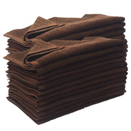 16 x 26 - Dark Brown Bleach Proof Salon towels