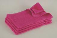 Hot Pink Hand Towel 16X27 Standard 3 Lb