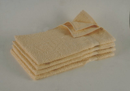 15x25 - Beige Hand Towels Standard Premium 100% Cotton