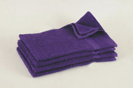 15x25 - PURPLE Standard Hand Towels 100% Cotton